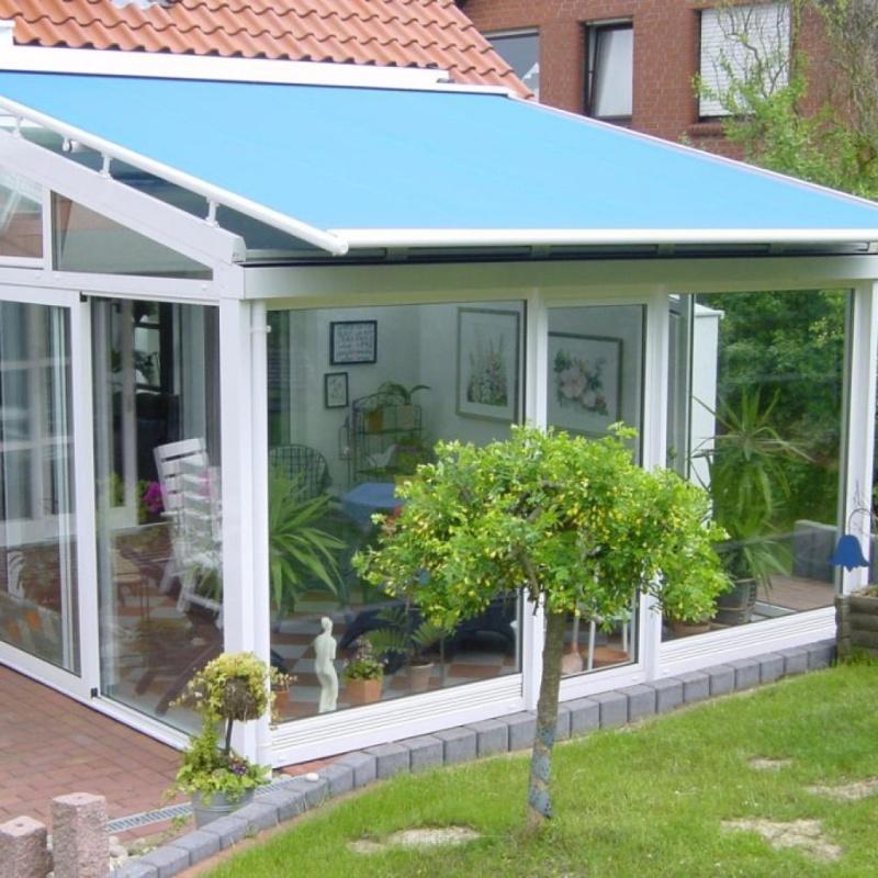 Wintergarten In Der Wohnung Haus Aluminium Wintergarten